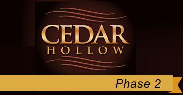 Cedar Hollow - Phase 2